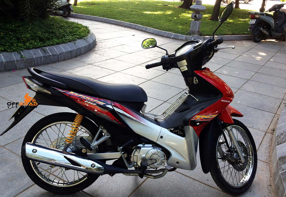 110cc Semi-Automatic Discontinued Honda Wave RS, S, RSX 110cc