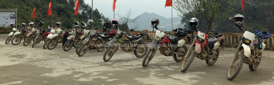 Hanoi Motorbike, Scooter Rental - Off-Road Motorbikes. Off-Road Motorbikes 125-250cc: Honda enduro dual sport XR 250cc Hanoi Motorbike Rental provides. They are good for any type of road in Vietnam.