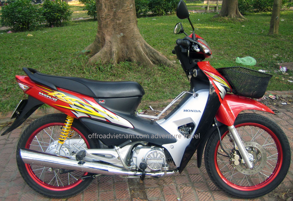Honda Wave RS scooter 100cc