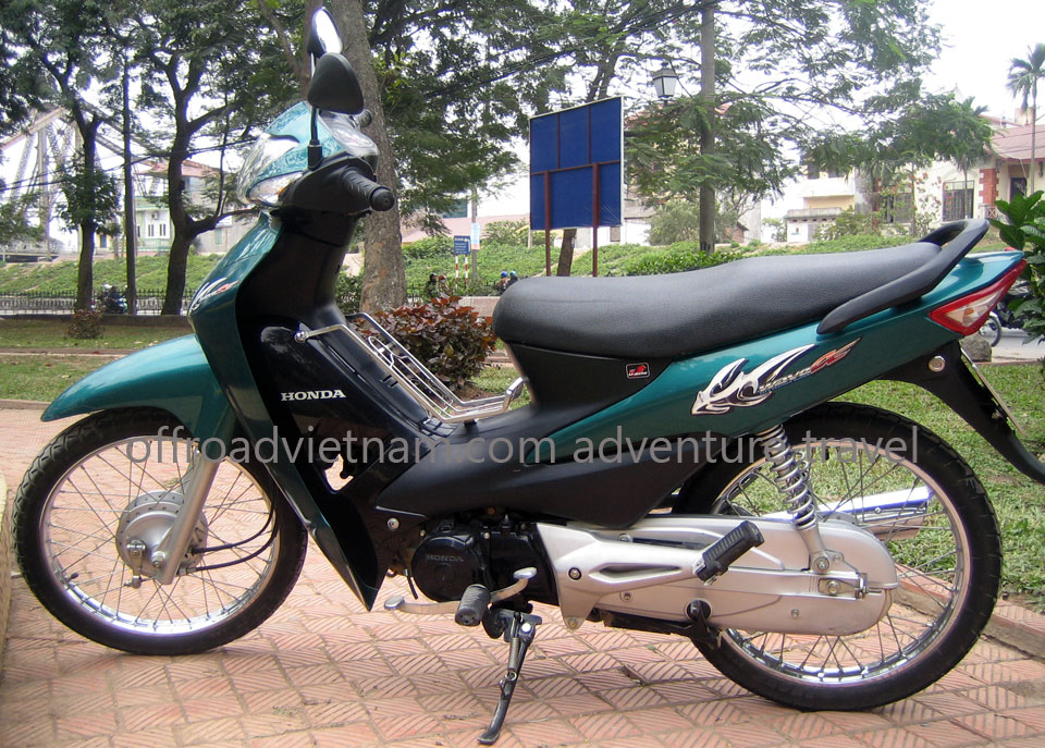 Honda Wave Alpha scooter 100cc