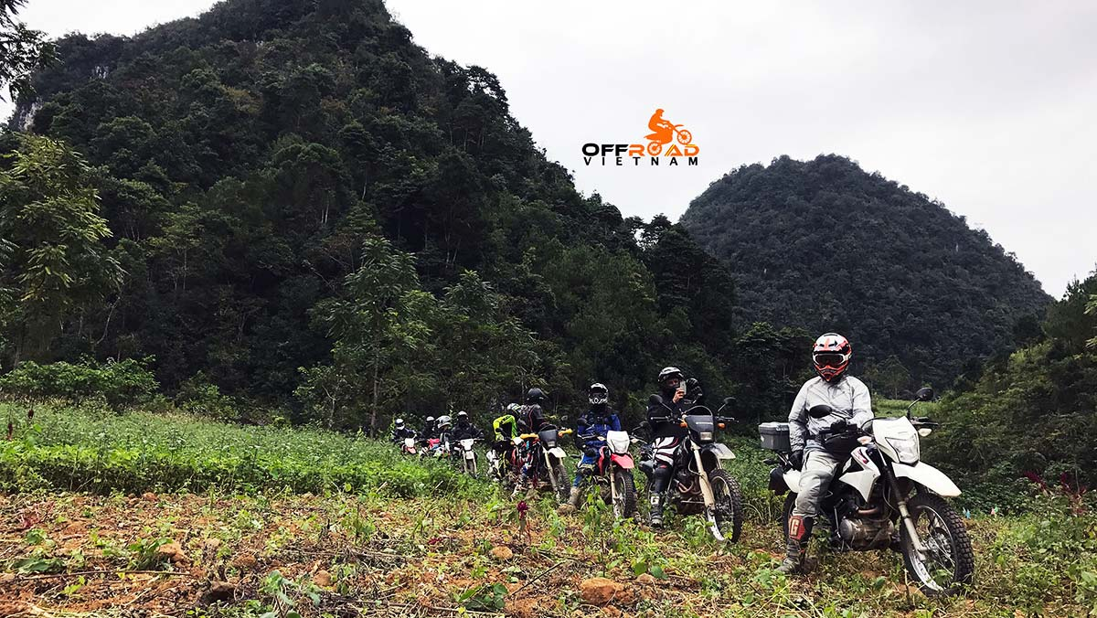 Hanoi Motorbike Rental - Semi-guided Motorbike Tours in North Vietnam