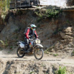 Hanoi Motorbike Rental's off-road motorbike and motorcycle tours, starting from Hanoi and ride Northern Vietnam mountains. Honda XR250 Baja for rent in Hanoi.