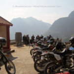 Hanoi Motorbike Rental's off-road motorbike and motorcycle tours, starting from Hanoi and ride Northern Vietnam mountains. Honda XR250