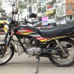 Hanoi Motorbike Rental's off-road motorbike and motorcycle tours, starting from Hanoi and ride Northern Vietnam mountains. Honda GL160 for rent in Hanoi.