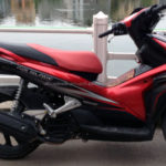 Honda Air Blade 110cc 2012 for rent in Hanoi