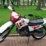 Honda dirt bike XL Degree 250cc 2004 for rent in Hanoi
