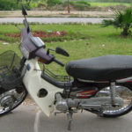 Honda Super Dream 100cc 2001 for rent in Hanoi