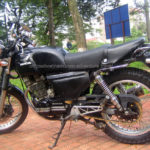 Honda classic cruiser GB Clubman 250cc 1984 for rent in Hanoi
