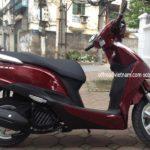 Honda Lead 125cc 2014 for rent in Hanoi