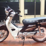 Honda Super Dream 110cc 2014 for rent in Hanoi