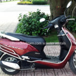 Honda Lead 110cc 2012 for rent in Hanoi