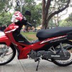 Honda Wave S 110cc 2014 for rent in Hanoi