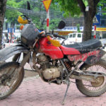 Jialing Honda dirt bike XL 125cc 1997 for rent in Hanoi