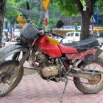 Jialing Honda dirt bike XL 125cc 1997 for rent in Hanoi