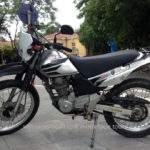 Honda SL230 223cc dirt bike for rent in Hanoi