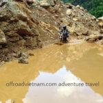 Vietnam motorbike touring in Northeast areas