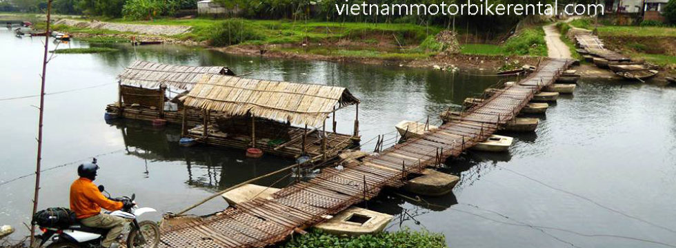 around hanoi one day motorbike tour